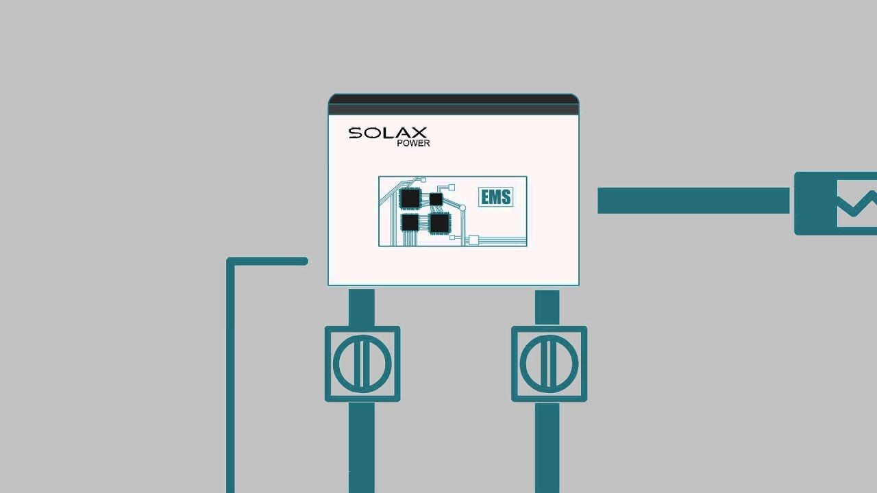 X-Hybrid Battery Storage System from SolaX - How It Works