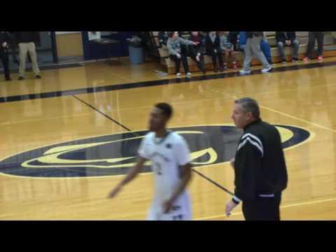 Men's Basketball vs. Maine Fort Kent