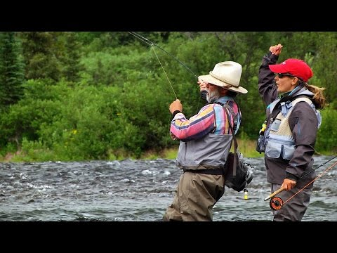 Spatsizi By Todd Moen - British Columbia Fly Fishing