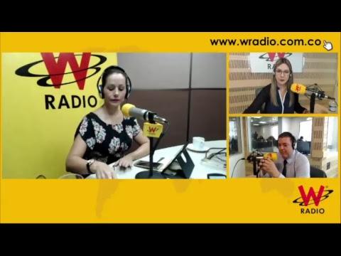 #VickyDávilaEnLaW entrevista a la periodista Claudia MOrales