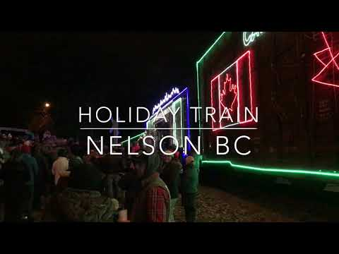 Canadian Holiday Train 2017 - Nelson BC