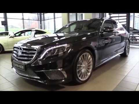 2016 Mercedes-Benz S65 AMG (V12 Biturbo) Start Up, Exhaust, and In Depth Review