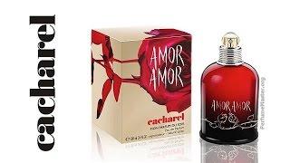 видео Cacharel Amor Amor Mon Parfum Du Soir