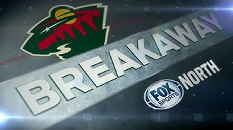Wild Breakaway: Kahkonen sets franchise-record by rookie goaltender with 44 saves