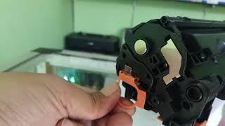 Ulasan Toner Cartridge Compatible HP 79A CF279A - HP LASERJET M12 / M26