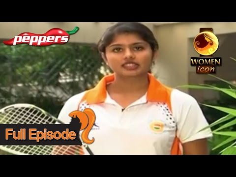 Women Icons  Women Achievers in personal and public lives - Aparajita Balamurugan   Squash Player