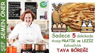 Tava Böreği Tarifi - Semen Öner - Yemek Tarifleri