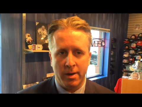 New Saginaw Spirit coach Troy Smith talks about philosophy