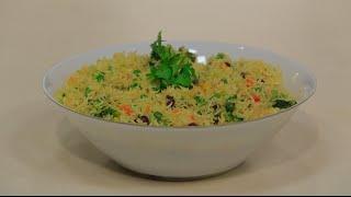 أرز بسمتي بالخضار   أميرة شنب