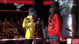 130118 Voice Kids Battle Round 1 - Sagang