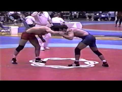 1993 World Cup: 82 kg Elmadi Zhabrailov (RUS) vs. David Hohl (CAN)