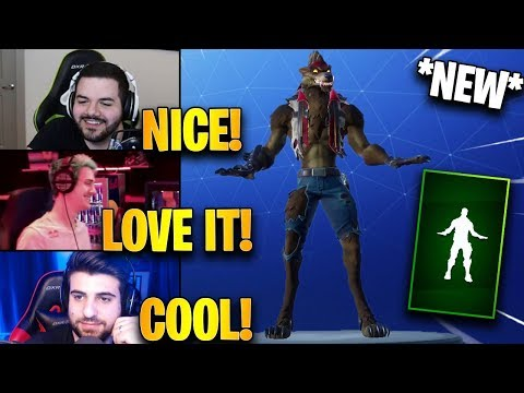 Streamers React to *NEW* Denied Emote! | Fortnite Highlights & Funny Moments