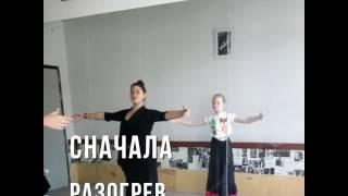 Урок Фламенко в Мадриде для детей