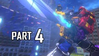 Transformers Devastation Walkthrough Part 4 - MENASOR - Possesion (Gameplay Let