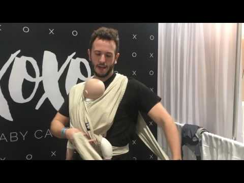 XOXO Baby Carrier Preview