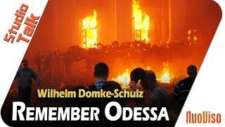 Remember Odessa - Wilhelm Domke-Schulz im NuoViso Talk