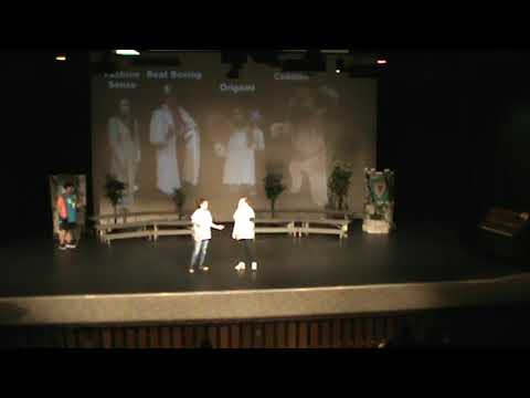 """Fennville Middle School Drama """"Dystopia"""" 2018 Parents and Community Full Show"""