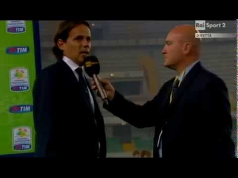 Intervista a Simone Inzaghi