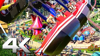 PLANET COASTER Trailer 4K (2020) PS5 / PS4 / Xbox One / PC