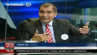 EsSalud explica en qué casos se puede solicitar la entrega de subsidios