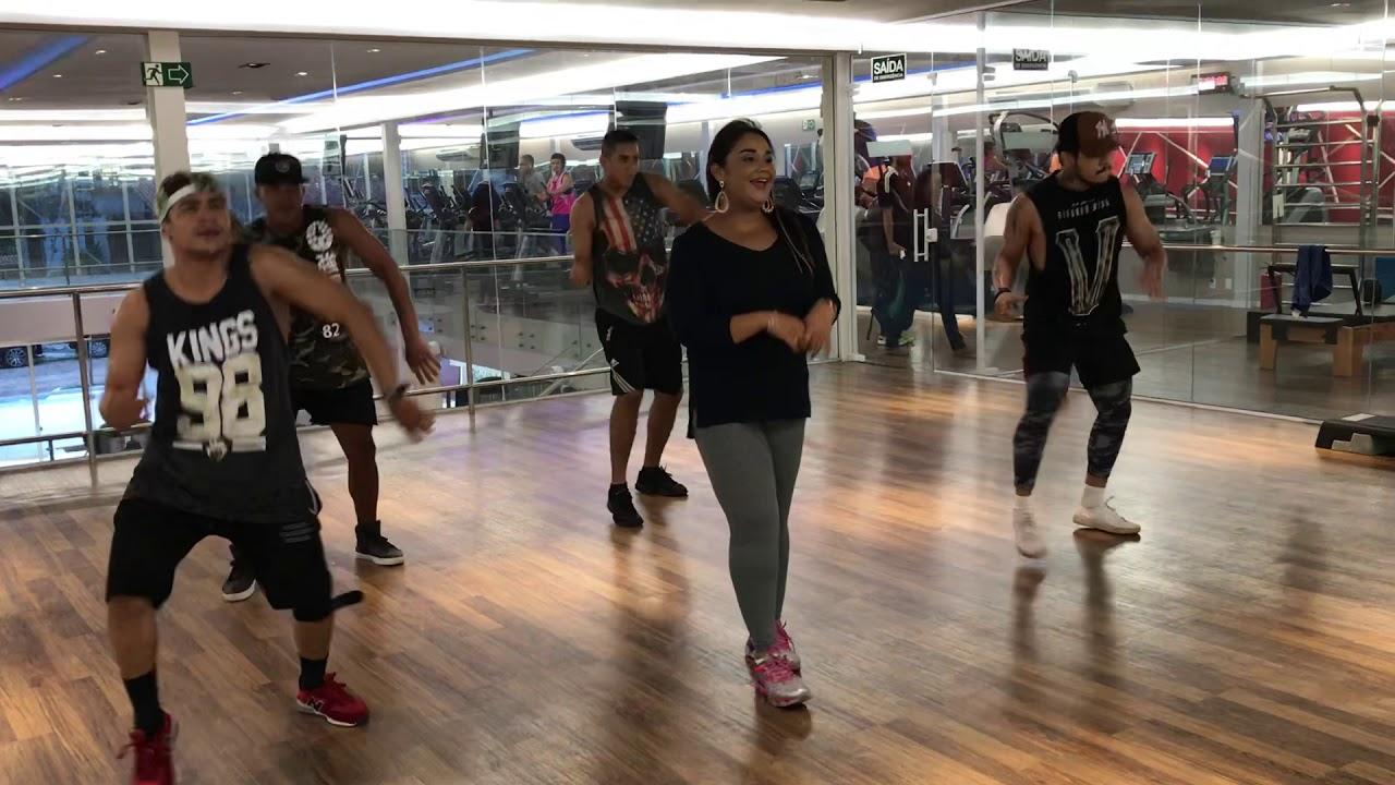 Coreografia Gordinha  Fitness Farra da gordinha