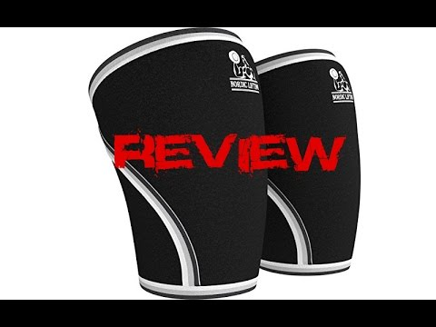33411e5dc6 Review: Nordic Lifting Knee Sleeves - YouTube
