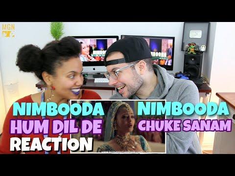 Nimbooda Nimbooda Hum Dil De Chuke Sanam  Ashwarya Rai Reaction
