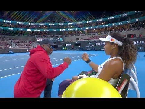 - Naomi Osaka On Dad's Coaching! | 大坂なおみ