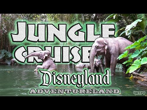 [4K] Jungle Cruise - Disneyland - POV complete Ride