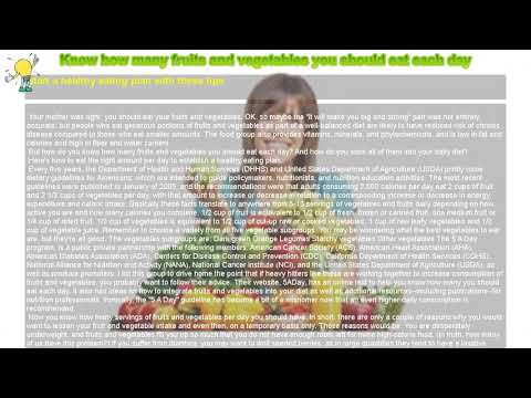 how-to-:-know-how-many-fruits-and-vegetables-you-should-eat-each-day