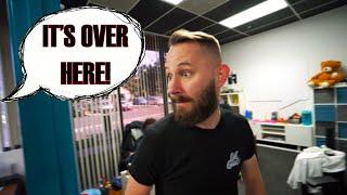 We Found A Secret Stash At Hi5 Studios...
