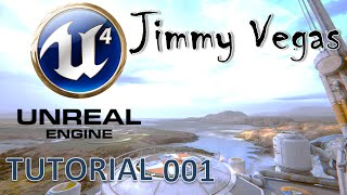 Unreal Engine 4 First Person Tutorial For Beginners - Episode 001