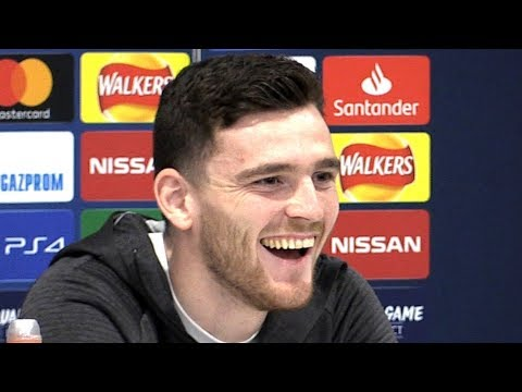 andrew-robertson-full-pre-match-press-conference---liverpool-v-atletico-madrid---champions-league