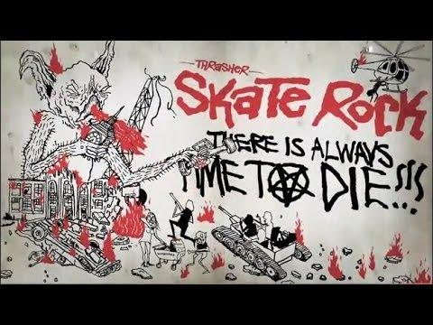 THRASHER Skate Rock 2013 Full