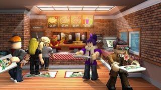 🍬Dulce-o-truco🍭Trabaja en una Pizzería/mucho por hoy