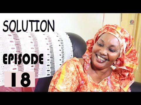 SOLUTION - SAISON 01 - ÉPISODE 18