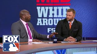 Dontrelle Willis and A. J. Pierzynski discuss Chris Sale and the Braves young stars   MLB WHIPAROUND