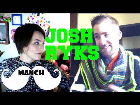 Kristy Glass Knits: Josh Ryks  ~  Sword of a Knitter
