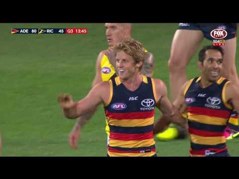 Round 6 AFL - Adelaide v Richmond Highlights