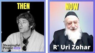 From Israeli Film to Bnei Brak Gadol - Rabbi Uri Zohar   Meaningful People #45