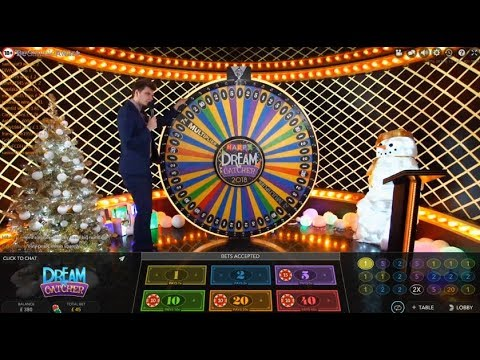 40 Vs Live Dream Catcher Money Wheel YouTube Best Dream Catcher Program