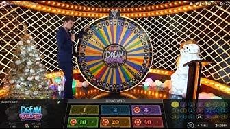 £400 Vs Live Dream Catcher Money Wheel