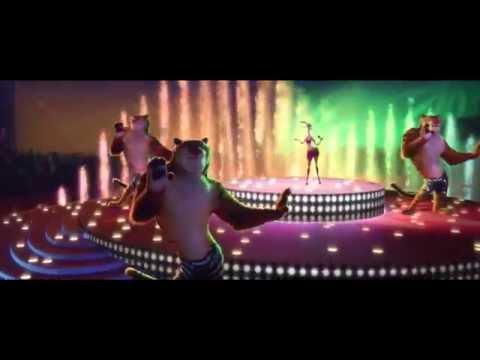 Gazelle - Waka Waka (This Time for Africa)