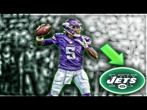 The Jets Sign Teddy Bridgewater -- Most Overrated Free Agent? | My Reaction