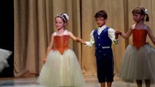 Kralupy, balet 12.6.2010, Luigi Boccherini-Menuet