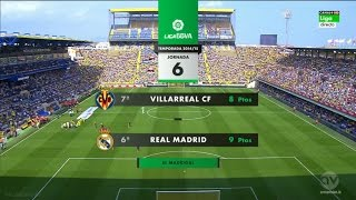 Video Gol Pertandingan Malaga vs Villarreal