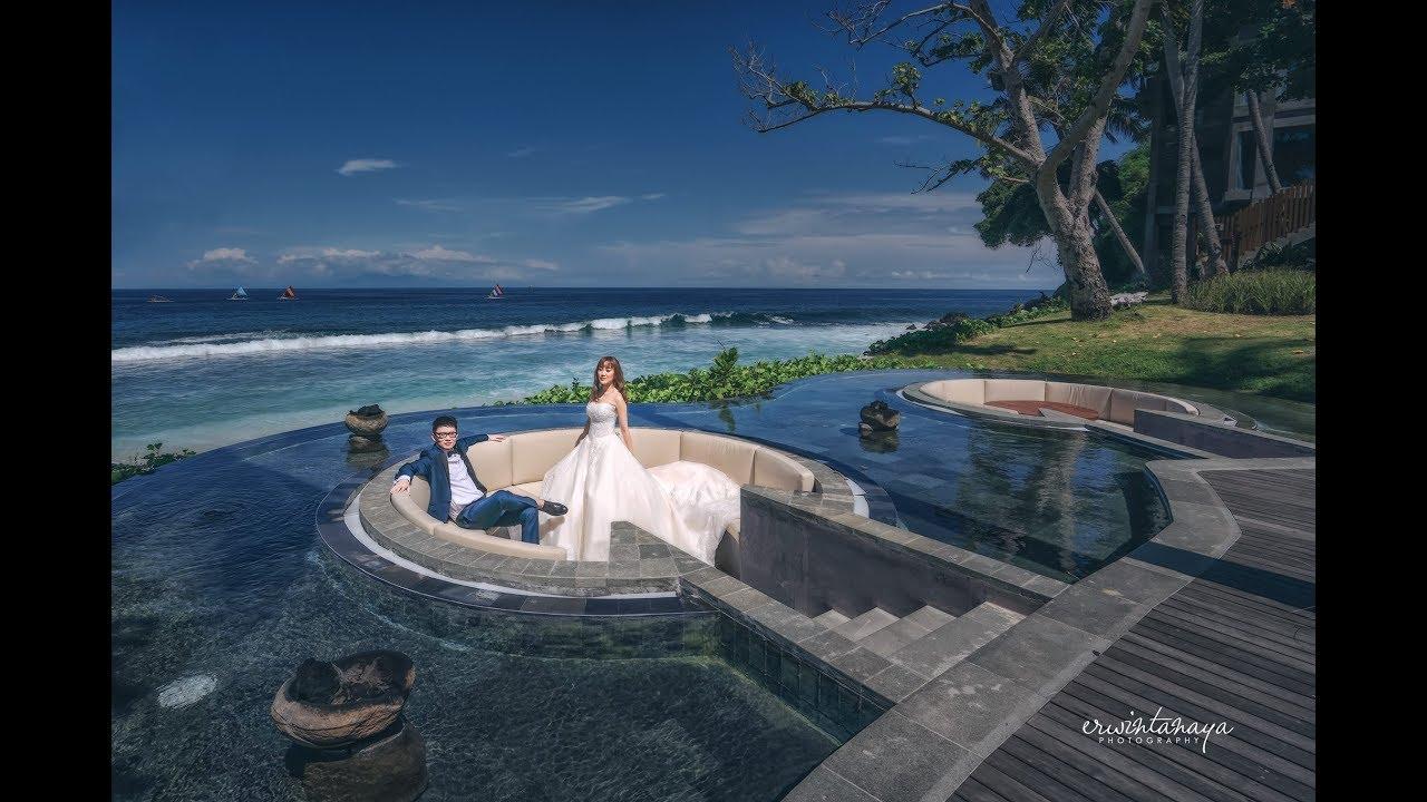 Lombok Wedding Chen Ryu Tsu Shan San Katamaran Resort Lombok