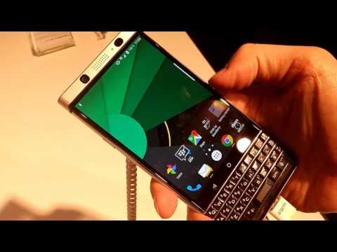 BlackBerry KeyOne [MWC 2017]