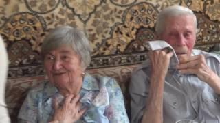 Гомельчане Николай и Инна Марковы отпраздновали бриллиантовую свадьбу — 60-летие совместной жизни
