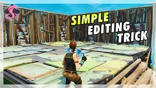 A Simple & Powerful Editing Trick For Both PC and Consoles (Fortnite Battle Royale)